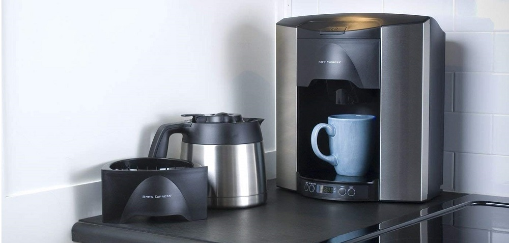 keurig coffee maker with water line