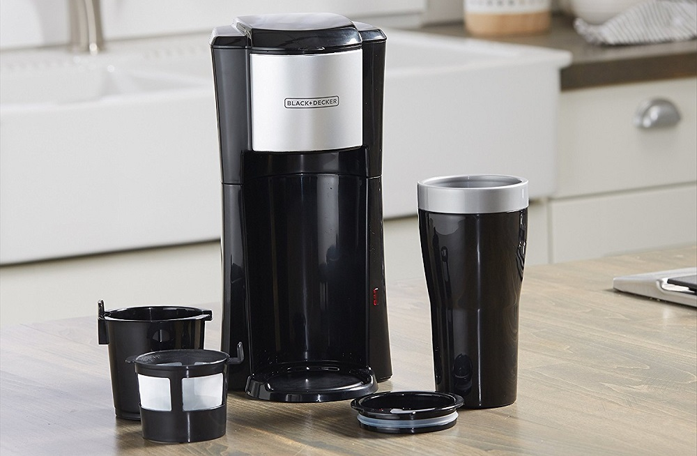 Best Single Cup Coffee Maker Grinder