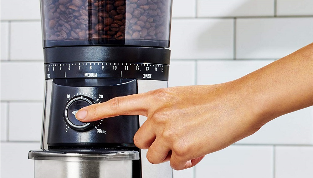 Coffee Grinder for Cold Brew