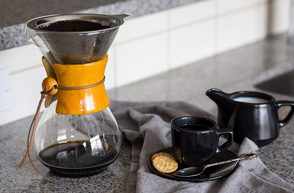 What size grind for pour over coffee