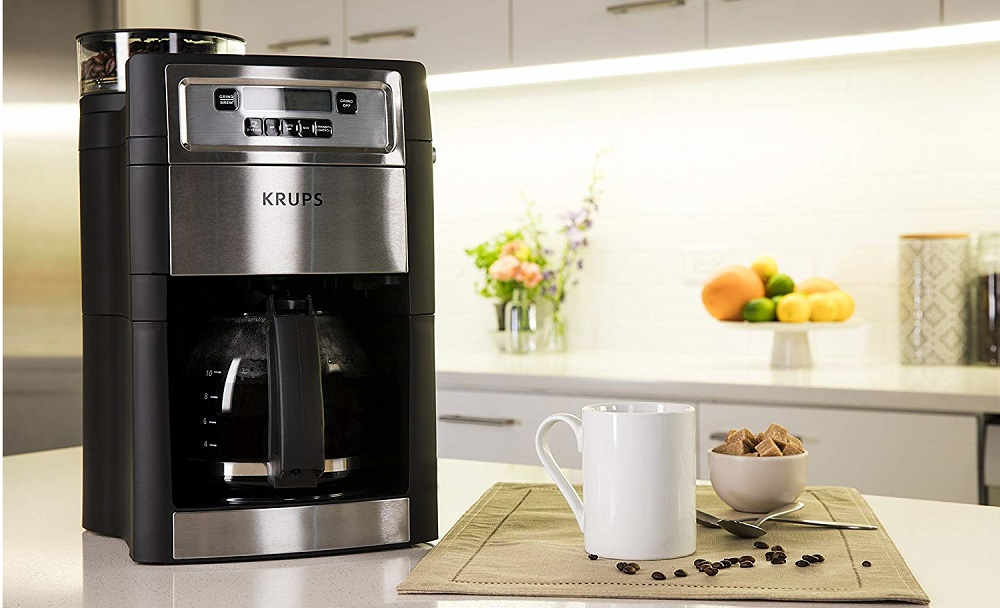 Coffee Makers With Grinder Built In Reviews
