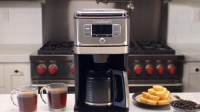 Coffee Makers with Grinder Built In Reviews Picture