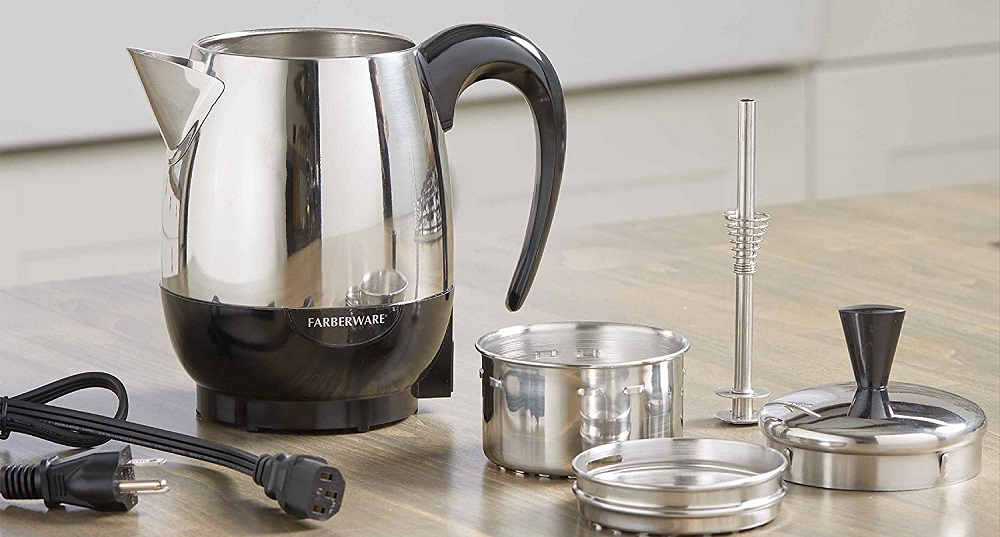 What coffee is best for percolator?