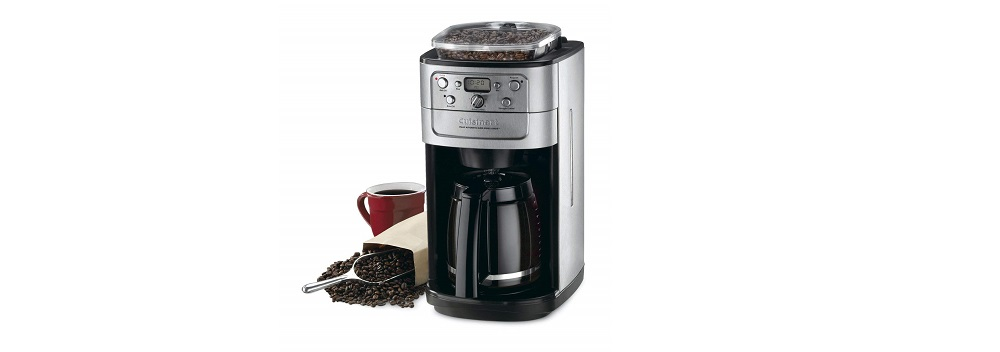 coffee maker with grinder reviews