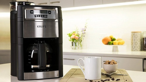 What is the Best Coffee Grinder Maker Combo Picture
