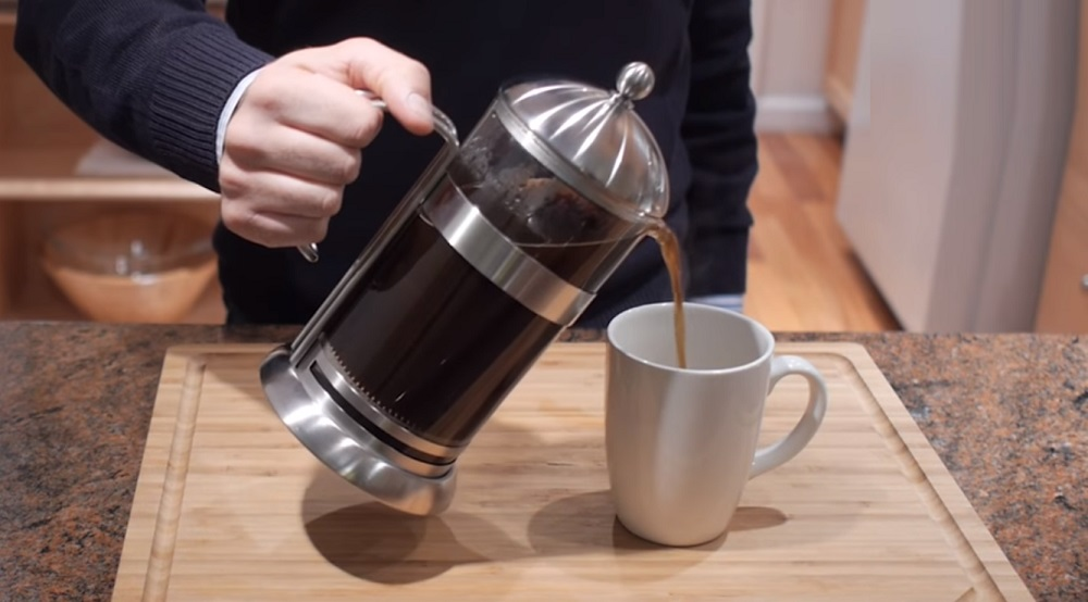 Why is French press coffee better?