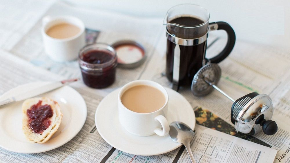 How do you make French press coffee stronger?