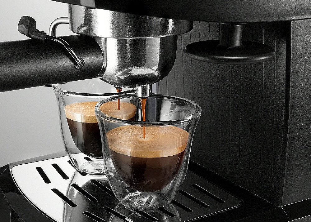 Steam Espresso Machine