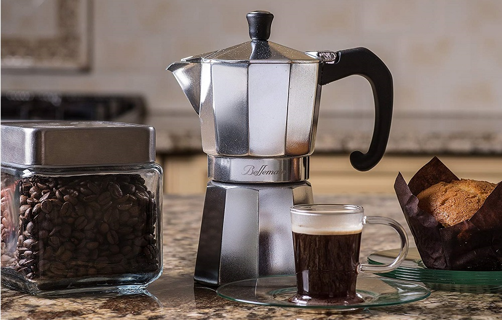 Is Moka coffee as strong as espresso?
