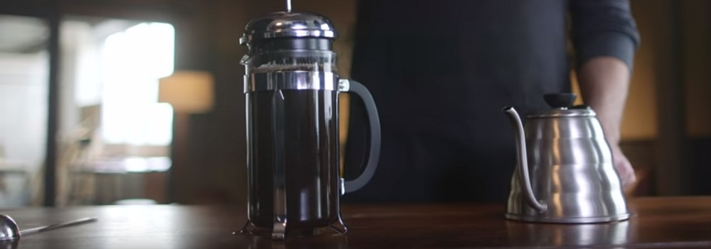 Can I use regular coffee in a French press?