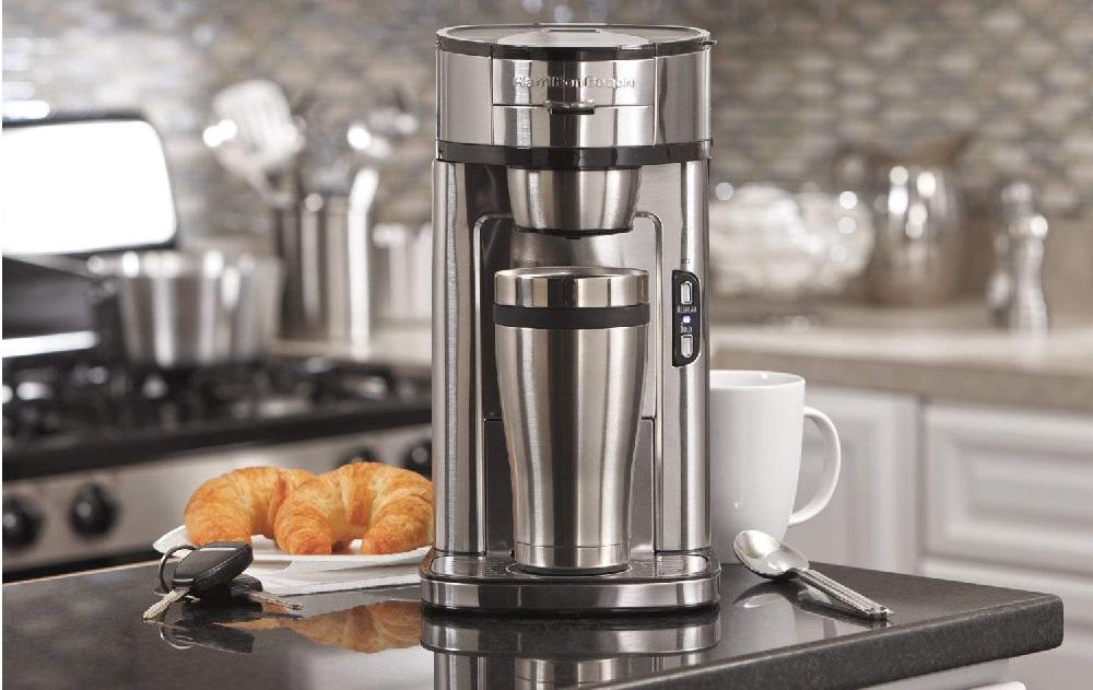 Best Single Cup Coffee Maker under 100 Dollars