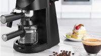 steam espresso machine under 1000