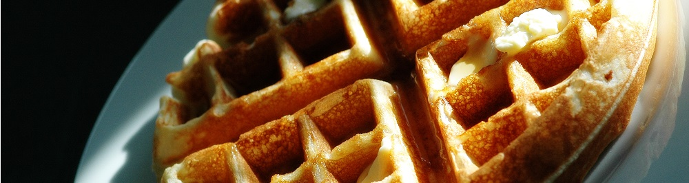Difference Between Belgian and Regular Waffles