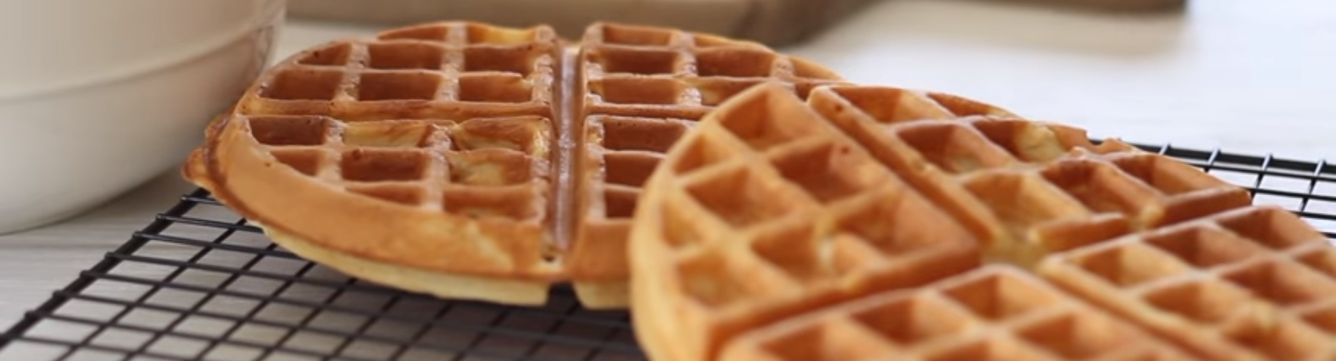 What is the difference between a Belgian waffle and a regular waffle?