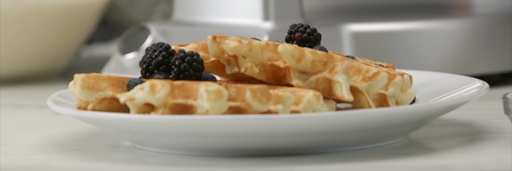 How do you make the best Belgian waffles?