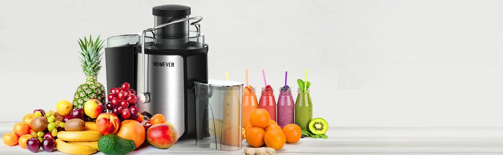 Juicer or Blender