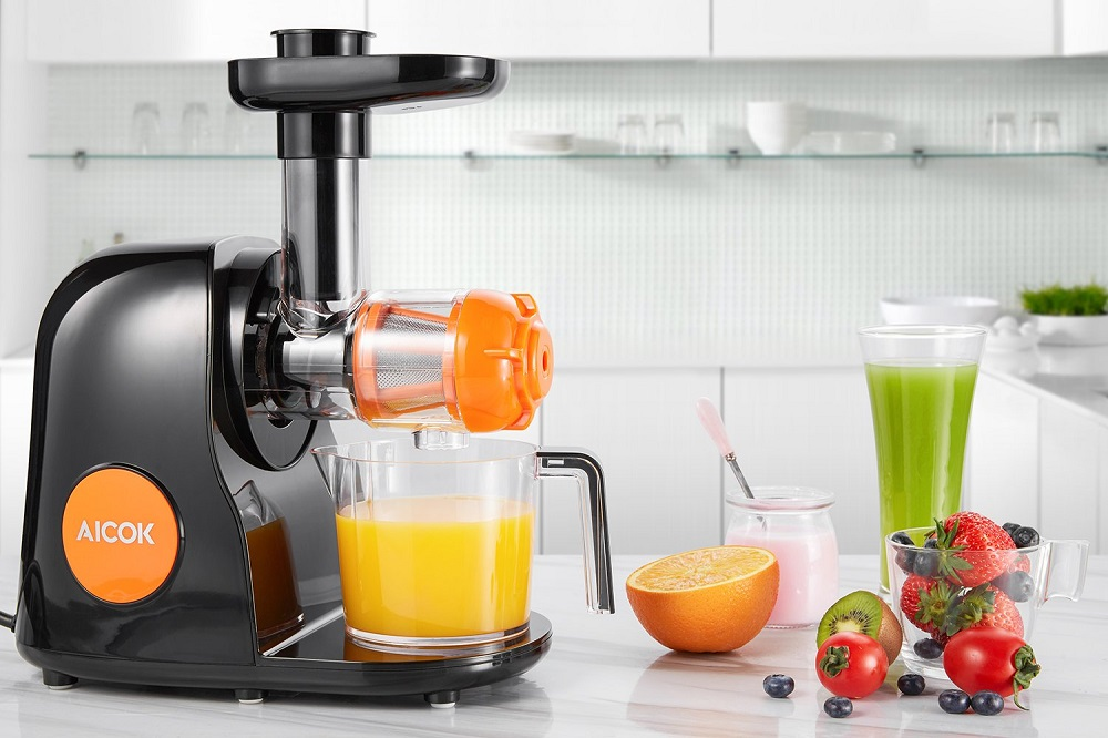 Masticating Slow Juicer