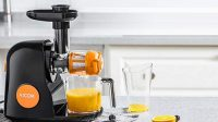 Masticating Slow Juicer Review by Aicok