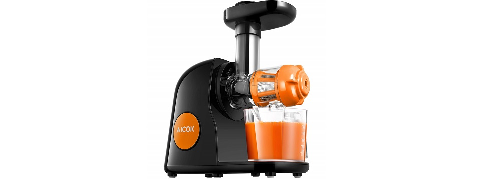 Aicok Masticating Slow Juicer