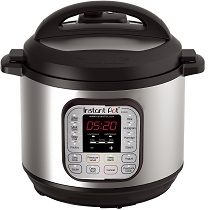 Instant Pot DUO80 8 Qt 7-in-1 Multi- Use Programmable Rice Cooker