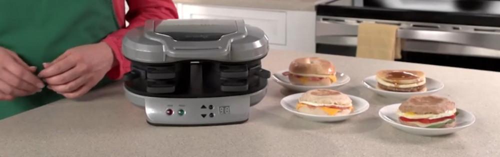 Breakfast Sandwich Makers