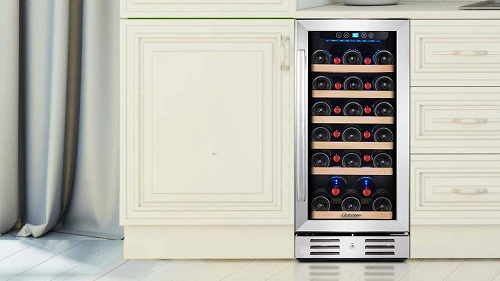 🥇 Top 5 Best Built-in Wine Coolers of 2019: Buying Guide