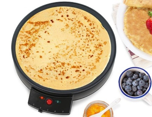 Top 5 Best Crepe Makers: Buying Guide