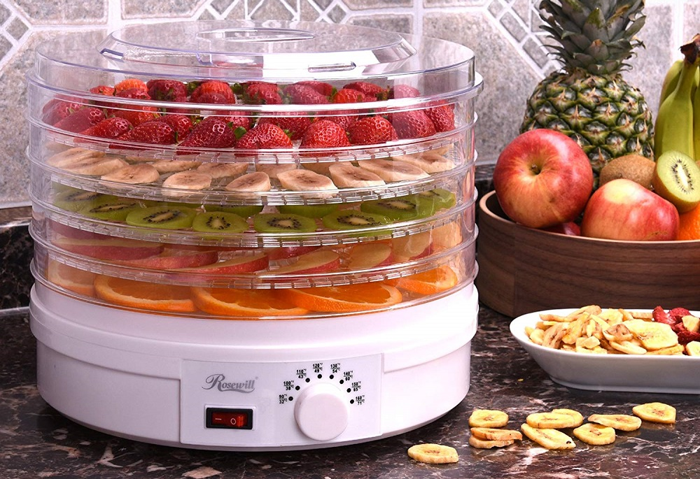 Best Electric Food Dehydrators for Mushrooms