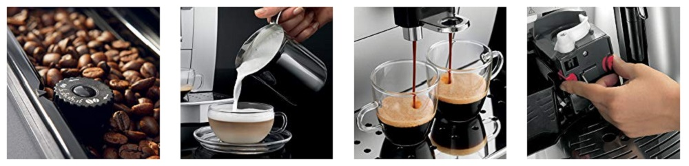 Automatic Coffee Machine Guide