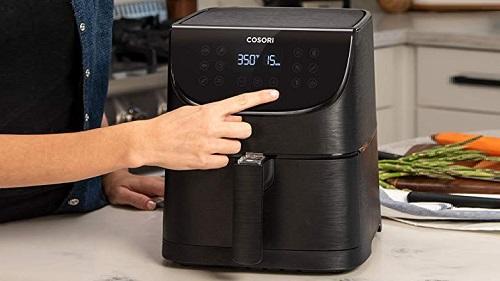 COSORI Air Fryer Review (CP137-AF model)