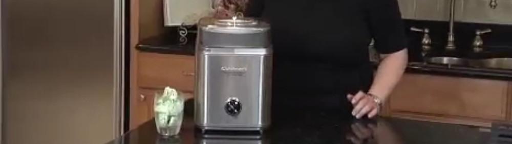 Cuisinart ICE-30R Ice Cream Machine
