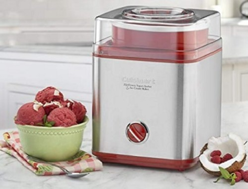 Cuisinart ICE-21PBLK vs. Cuisinart ICE-30R: Ice Cream Machines