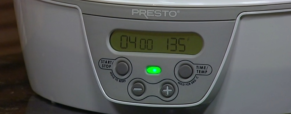 Presto 06301 Dehydro Digital Electric Food Dehydrator Review
