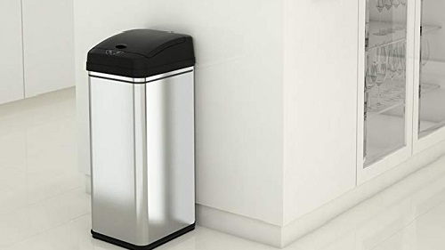 iTouchless 13 Gallon vs. iTouchless SoftStep 13.2 Gallon: Trash Can Comparison