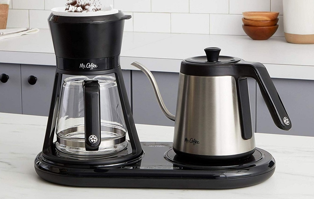 Mr. Coffee All-in-One At-Home Pour Over Coffeemaker Review