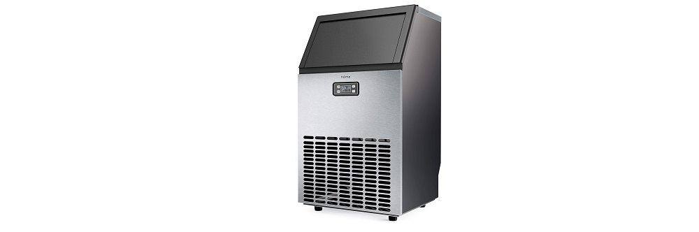 hOmeLabs Freestanding Ice Maker Machine