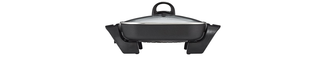 BELLA 14607 12 x 12 Inch Electric Skillet Review