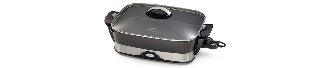 Presto 06857 16-inch Electric Foldaway Skillet Review