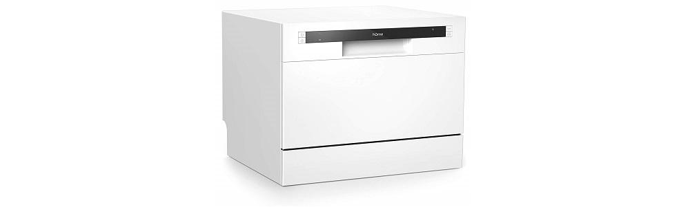 hOmeLabs Compact Energy Star Portable Dish Washer