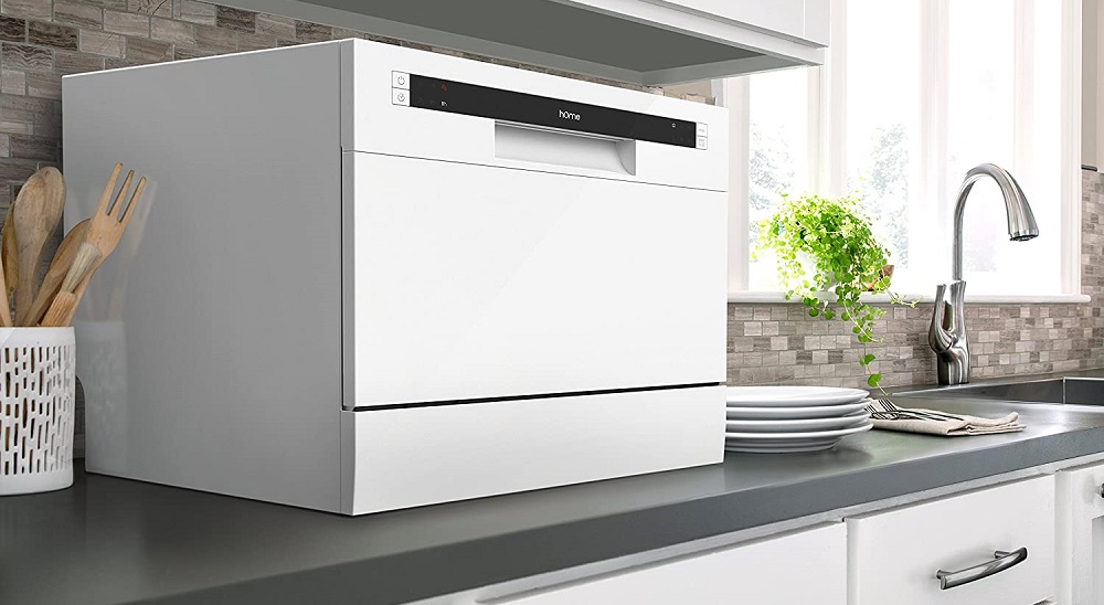 hOmeLabs Compact Mini Dish Washer Review