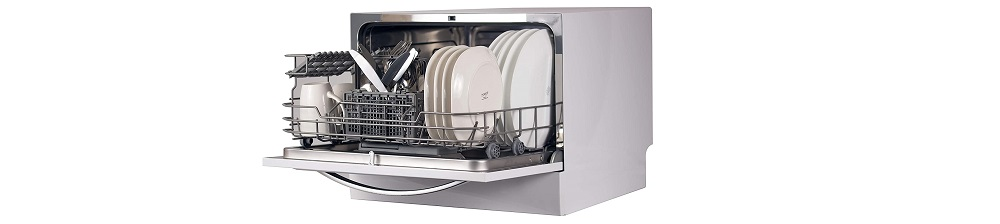 BLACK+DECKER BCD6W Countertop Dishwasher Review