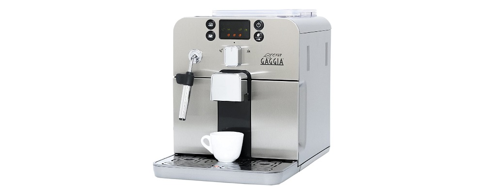 Gaggia Brera Super Automatic Espresso Machine Review