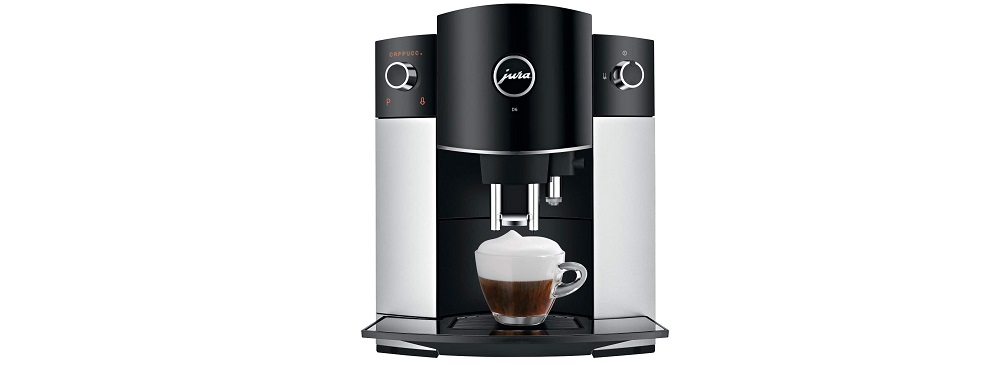 Jura 15216 D6 Automatic Coffee Machine Review