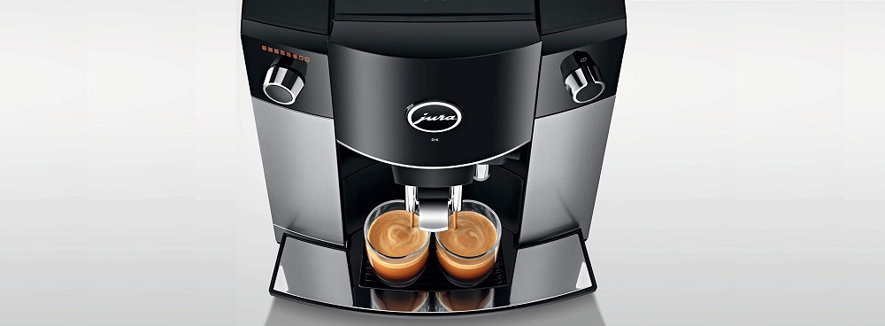 Jura 15216 D6 Coffee Machine